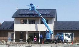 太陽光パネルメンテナンス